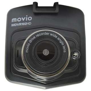 MDVR102HD ドライブレコーダー [一体型 /HD(100万画素) /駐車監視機能付き]