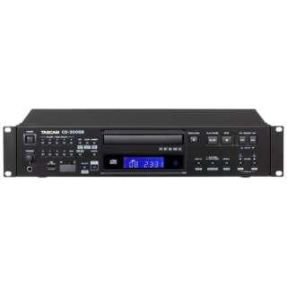 CD-200SB CDプレーヤー TASCAM