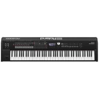 電子ピアノ RD-2000 ブラック [88鍵盤] 【ステージタイプ】
