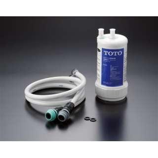 TK302B2 ビルトイン形浄水器 [13物質除去]台付きタイプ