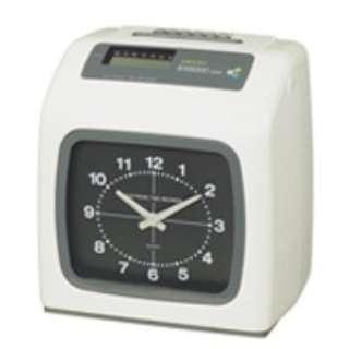 時刻記録タイムレコーダー BX6200-W