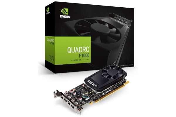 グラフィックボードのおすすめ ELSA「ELSA NVIDIA Quadro P1000 」EQP10004GER