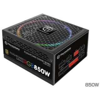 850W PC電源 TOUGHPOWER GRAND RGB GOLDシリーズ PS-TPG-0850FPCGJP-R [ATX/EPS /Gold]