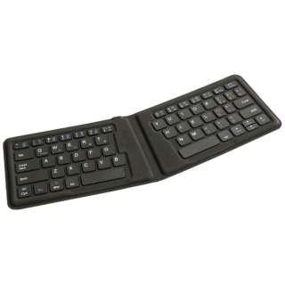 キーボード ブラック OWL-BTKB6402-BK [Bluetooth /ワイヤレス]