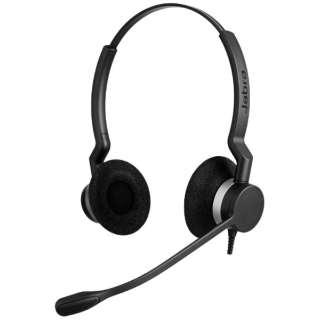 ヘッドセット Jabra Biz 2300 MS USB Duo 2399-823-109