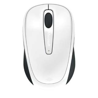 GMF-00424 マウス Wireless Mobile Mouse 3500 ホワイト [BlueLED /USB /無線(ワイヤレス)]