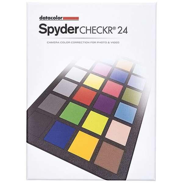 〔カメラソリューション〕 SpyderCHECKR24 DCH406