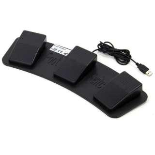 USB3連フットペダルスイッチ マウス操作対応 TM-FS3B