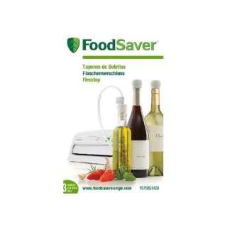 FoodSaver 専用 真空ボトルストッパー 3個セット FSFSBS0024050JPA
