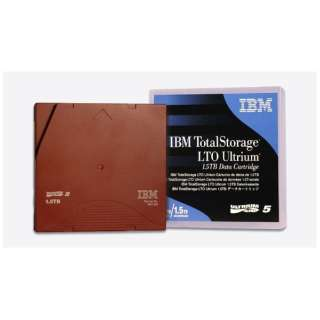 46X1290 LTOカートリッジ Ultrium 赤紫色 [1.5TB]