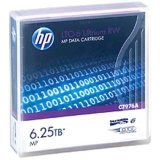 HPE LTO6 Ultrium 6.25TB RW データカートリッジ C7976A