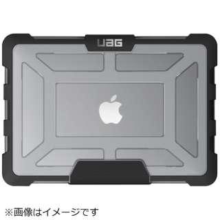 Mac Book Pro 13インチ Retina Displayモデル(Late 2016以降)用 ケース UAG-MBP13-A1706-IC アイス