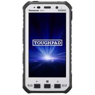 FZ-E1BDCAACJ Windowsタブレット TOUGHPAD (タフパッド) ブラック [eMMC:32GB /メモリ:2GB /2014年7月モデル]