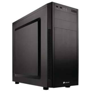 PCケース 100R Silent CC-9011077-WW ブラック