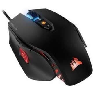 CH-9300011-NA マウス M65 PRO RGB ブラック [光学式 /8ボタン /USB /有線]