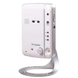 IPC-06HD ウェブカメラ Viewla(ビューラ) ホワイト [暗視対応 /有線・無線]
