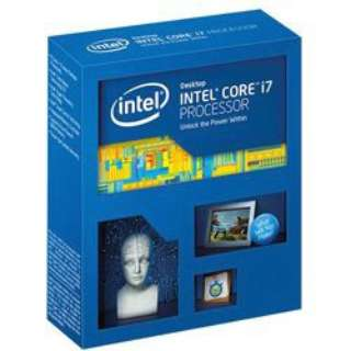 〔intel CPU〕 Core i7-5820K BX80648I75820K