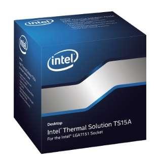 CPUクーラー サーマル・ソリューション BXTS15A
