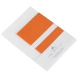 ミニメッセージセット(カード/封筒・各5枚) VIVID(ビビッド) ビビッドオレンジ 0001-MMC-V-01