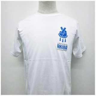 eSports Studio AKIBAオリジナル Tシャツ LL 白