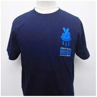 eSports Studio AKIBAオリジナル Tシャツ L 紺