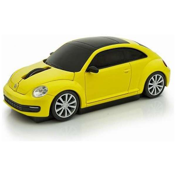FACE 657120 マウス AUTOMOUSE VW The Beetle(ザビートル) [USB /無線(ワイヤレス)]