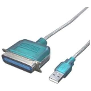 [USB-A ⇔ パラレル]変換ケーブル USB-PL36