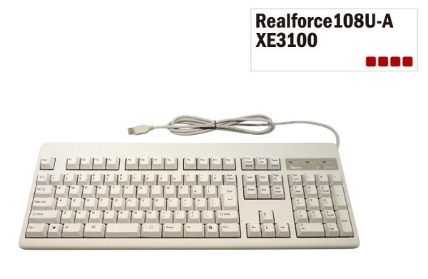 Realforce108U-A XE3100 [白]