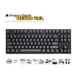 AS-KBPD87/LSBK キーボード ProgresTouch RETRO TKL 黒 [有線]