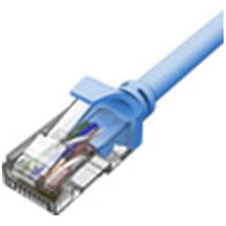 HLC-C6-1MP-LB LANケーブル ライトブルー [1m /カテゴリー6 /スタンダード]