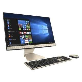V222UBK-I5MX110 デスクトップパソコン Vivo AiO ブラック [21.5型 /HDD:1TB /SSD:128GB /メモリ:8GB /2018年7月]