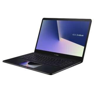 UX580GE-8950 ノートパソコン ZenBook Pro 15 ディープダイブブルー [15.6型 /intel Core i9 /SSD:1TB /メモリ:16GB /2018年7月モデル]