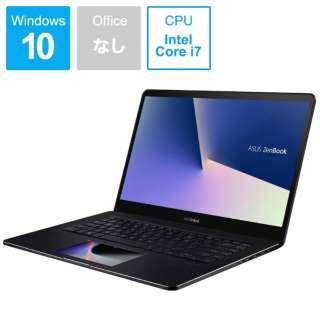 ZenBook Pro 15 ノートパソコン ディープダイブブルー UX580GD-8750 [15.6型 /intel Core i7 /SSD:512GB /メモリ:16GB /2018年7月モデル]