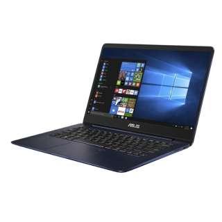 UX430UN-8550 ノートパソコン ZenBook ロイヤルブルー [14.0型 /intel Core i7 /SSD:512GB /メモリ:16GB /2018年6月モデル]
