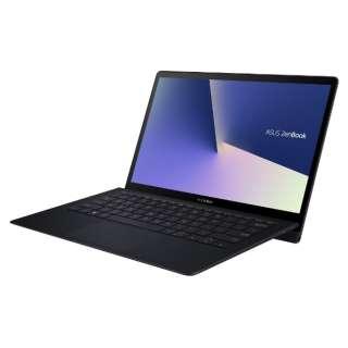 UX391UA-8550 ノートパソコン ZenBook S ディープダイブブルー [13.3型 /intel Core i7 /SSD:1TB /メモリ:16GB /2018年6月モデル]