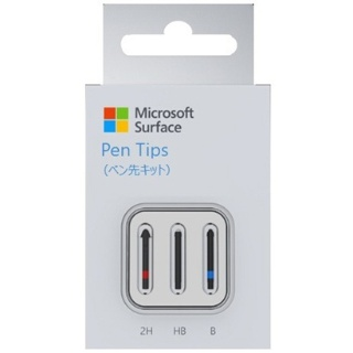 [pure] Pen point kit (2018) GFU-00007 for Surface pen