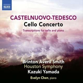 (クラシック)/ カステルヌォーヴォ=テデスコ:チェロ協奏曲 他 【CD】