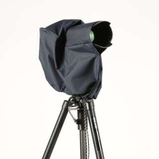 カメラレインカバーHT L ネイビー KRG-RC01LNV