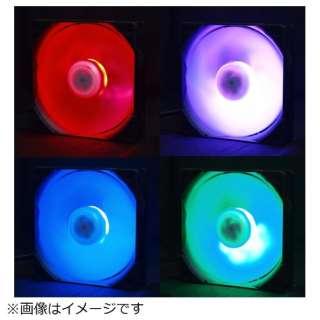 ケースファン[120mm / 1800rpm] KazeFlex120 RGB PWM SU1225FD12HR-RNP