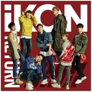 iKON/ RETURN 通常盤 【CD】