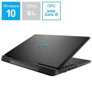 Dell G7 7588 ノートパソコン NG55-8NLCLB [15.6型 /intel Core i5 /HDD:1TB /SSD:128GB /メモリ:8GB /2018年夏モデル]