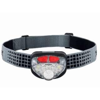 HDL315BK ヘッドライト VISION(ヴィジョン) ブラック [LED /単4乾電池×3 /防水]