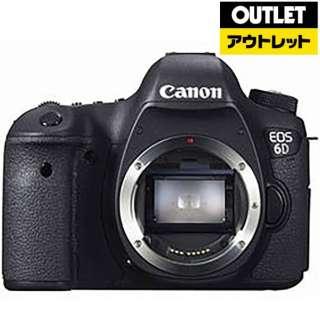 【アウトレット品】 EOS 6D デジタル一眼レフカメラ [ボディ単体] 【展示品】