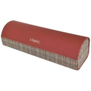 FABRIC[ファブリック]メガネケース(ワインレッド)FBC-018