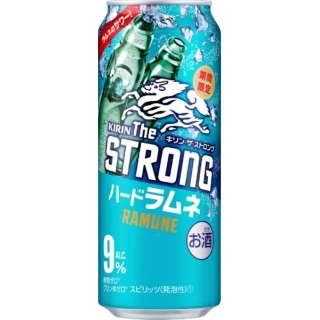 [数量限定] キリン・ザ・ストロング ハードラムネ (500ml/24本)【缶チューハイ】