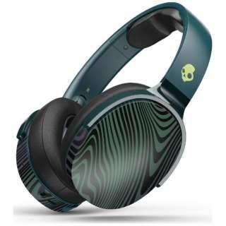ブルートゥースヘッドホン Psycho Tropical S6HTW-L638 [リモコン・マイク対応 /Bluetooth]