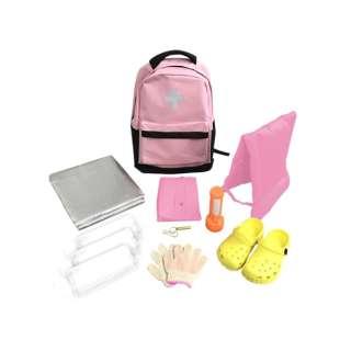 供小孩使用的防灾包YCB-10 PI