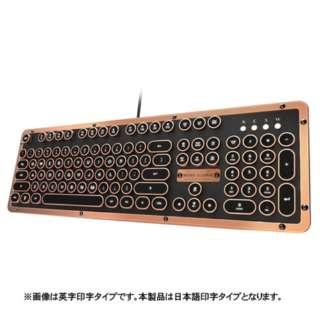 MK-RETRO-L-03-JP キーボード Retro Classic アーティサン [USB /有線]