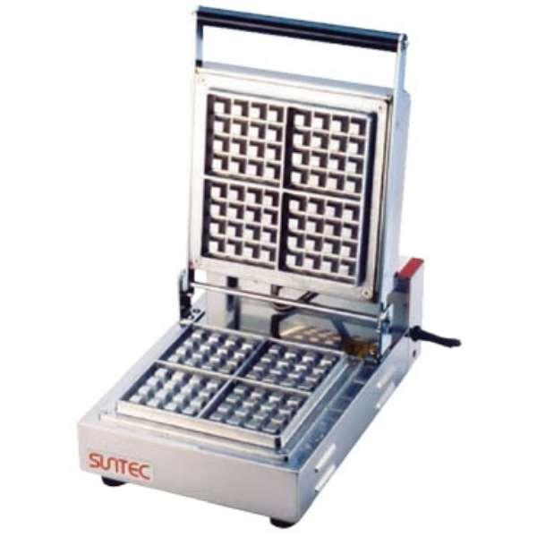 SBW-1004/4 ベルギーワッフルメーカー