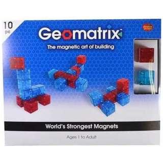 GEOMATRIX(ジェオマトリックス) 10ピースBOX